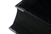 Italian Black Monza with black pages �150